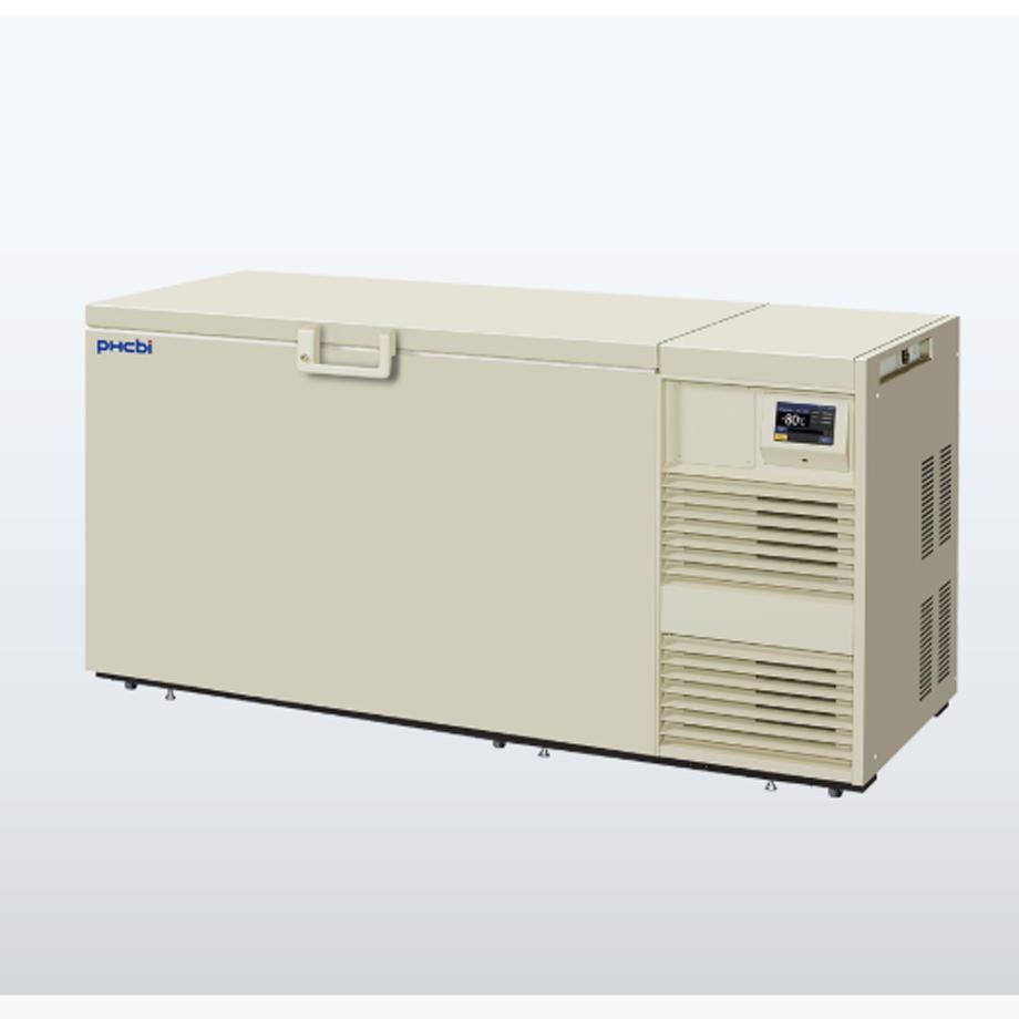 Ultracongelatoare  orizontale  cu 2 sisteme de racire