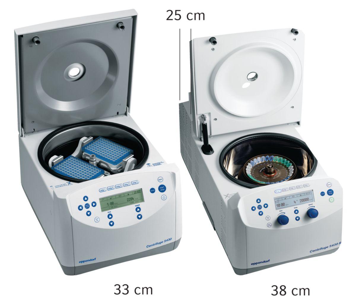 Centrifuga pentru aplicatii multiple Eppendorff  5430/5430R