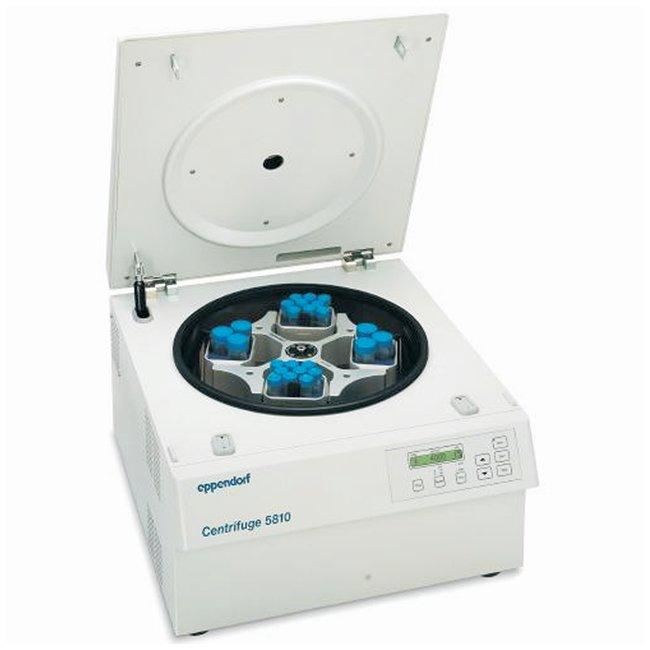 Centrifuga compacta cu viteza ridicata cu sau fara racire 5804/5804R