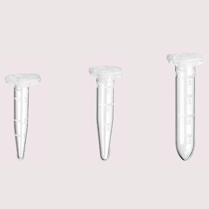 Tuburi cu capac de siguranta LoBind (tratate pentru adeziunea AND) 0.5 - 2 mL