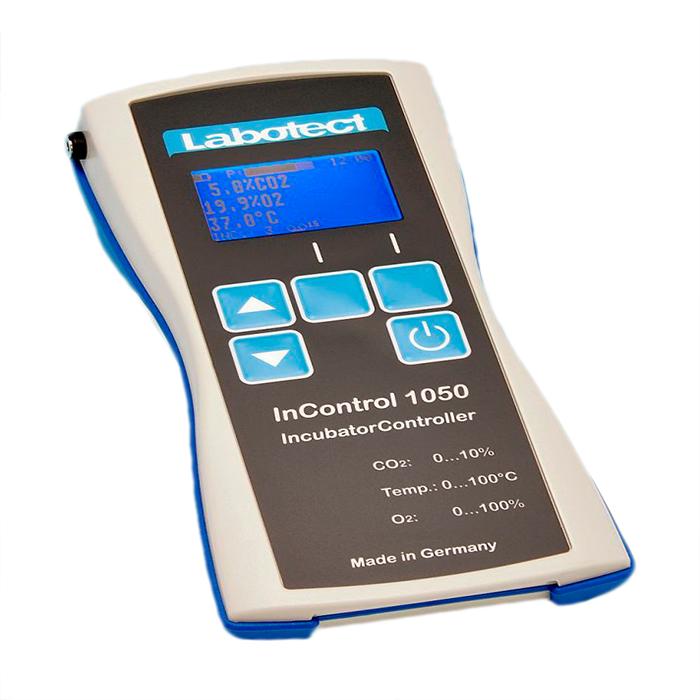 Dispozitiv de masurare a temperaturii, Co2, O2 InControl 1050
