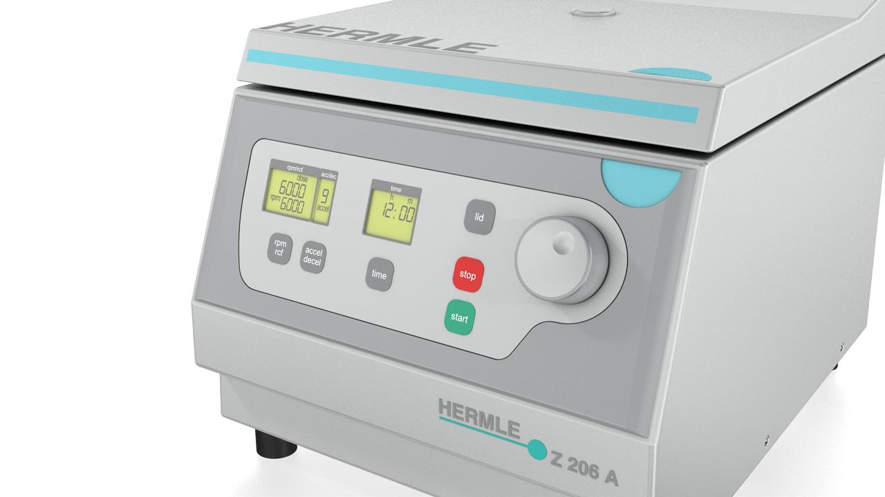 Centrifuga compacta uz universal Z 206 A