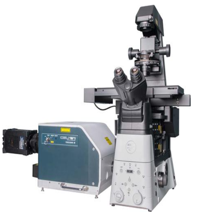 Microscop CSU