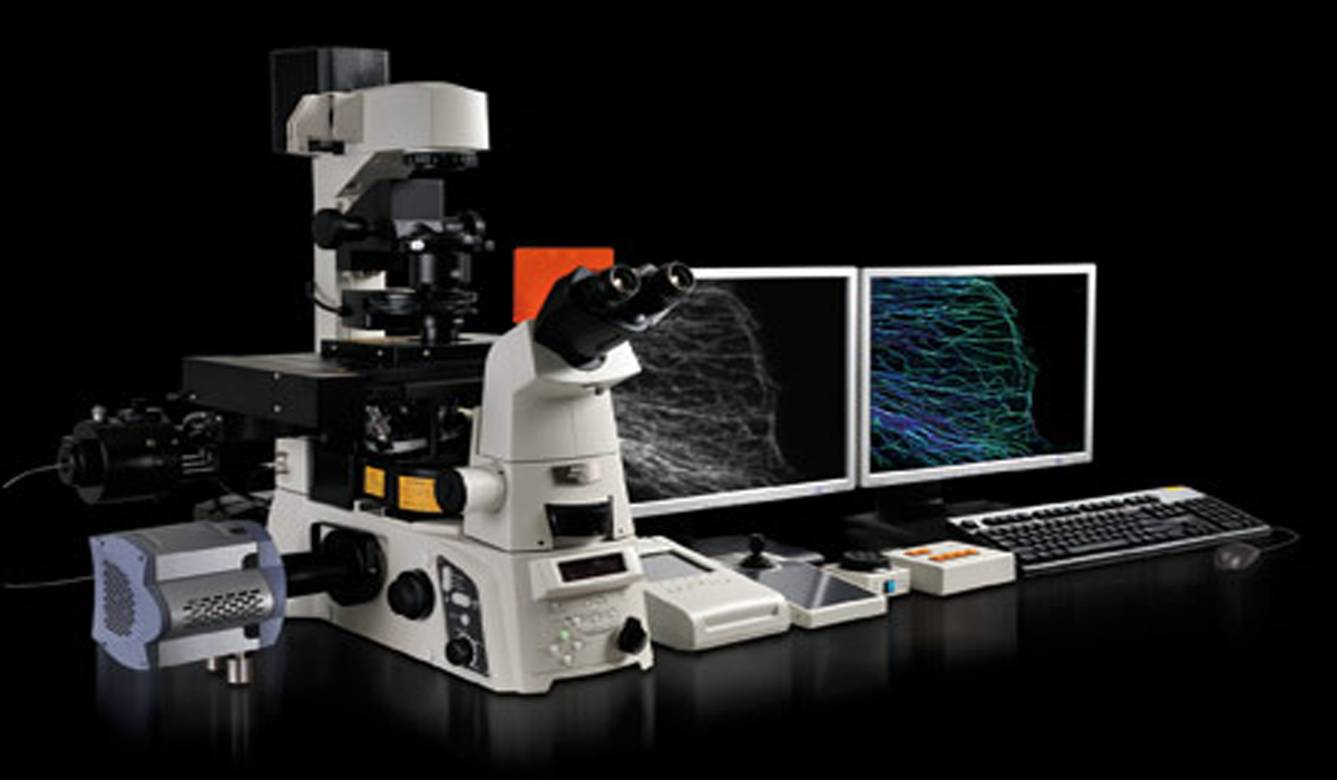 Microscop N-STORM
