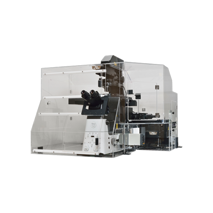 Microscop N-SIM