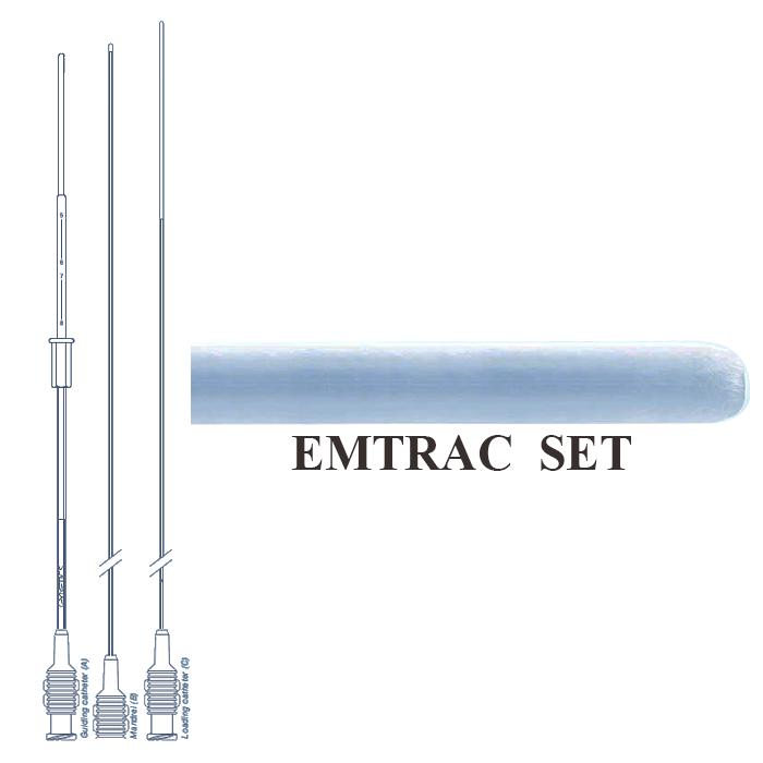 Cateter pentru Embriotransfer dificil cu Mandrel si Cateter de ghidare