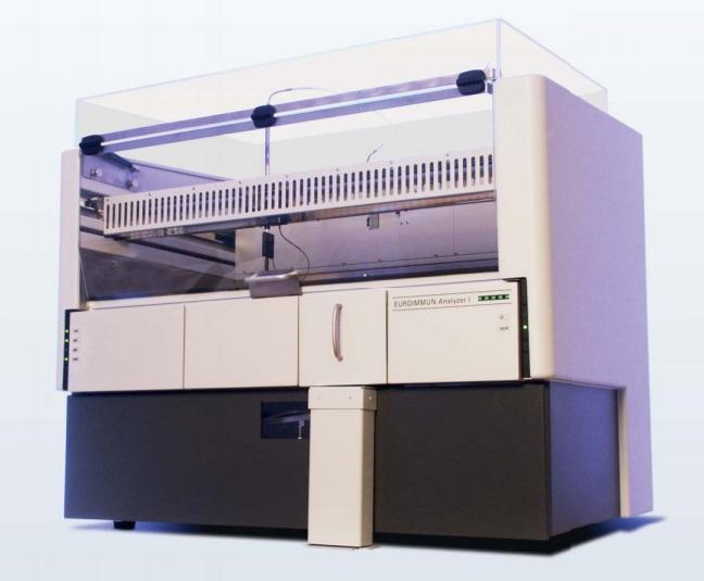 Analizor automat ELISA - Analyzer I