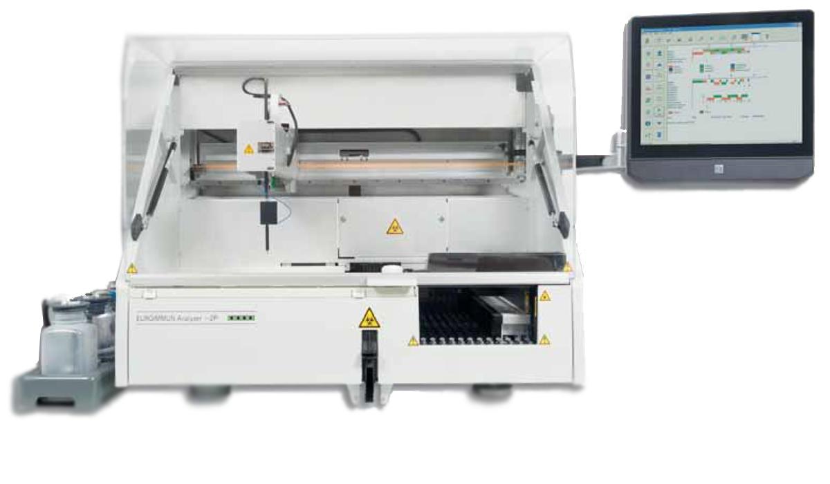 Analizor automat ELISA - Analyzer I-2P
