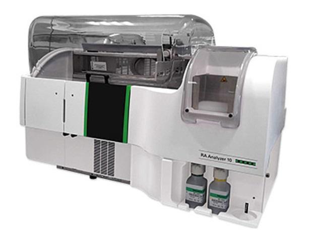 Analizor automat CLIA - RA analyzer 10