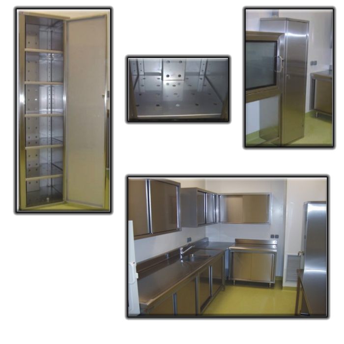 Cabinete cu ventilare