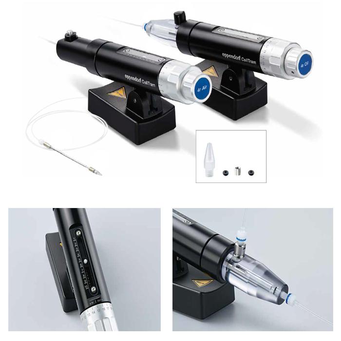 Micromanipulator   CellTram 4r Air / Oil