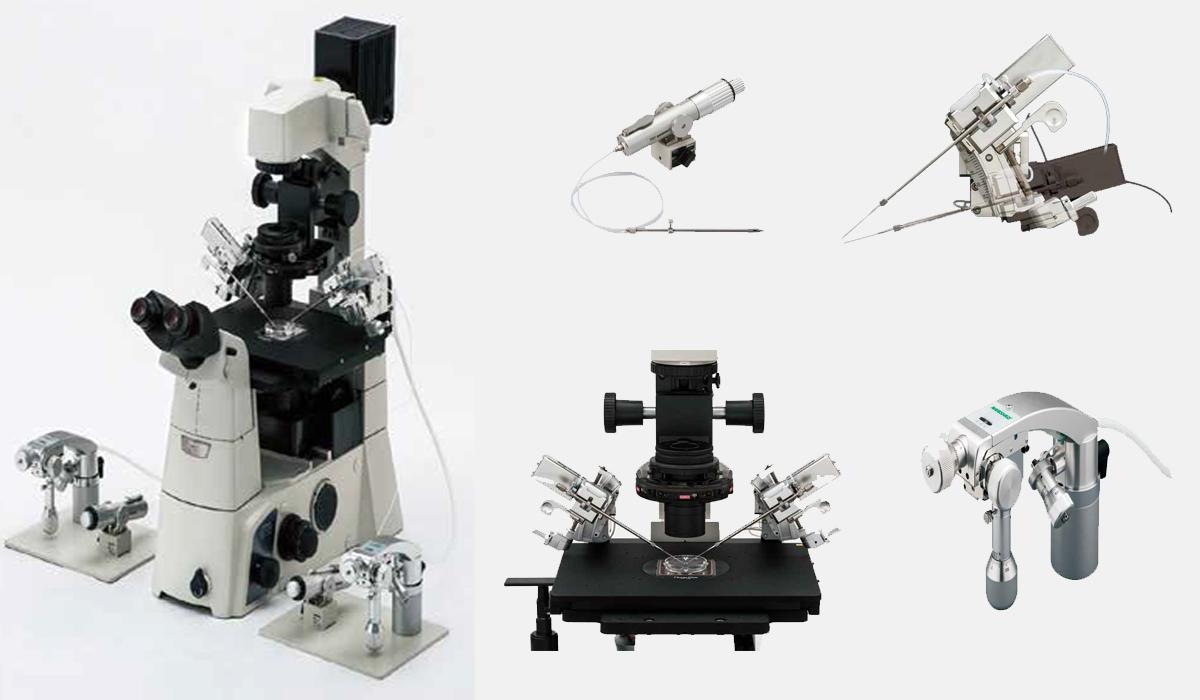 Micromanipulator   MTK-1