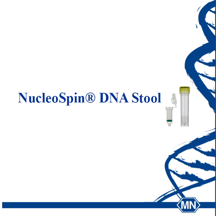 Kit extractie  AND - din probe de sol si scaun NucleoSpin® Soil si NucleoSpin® DNA Stool