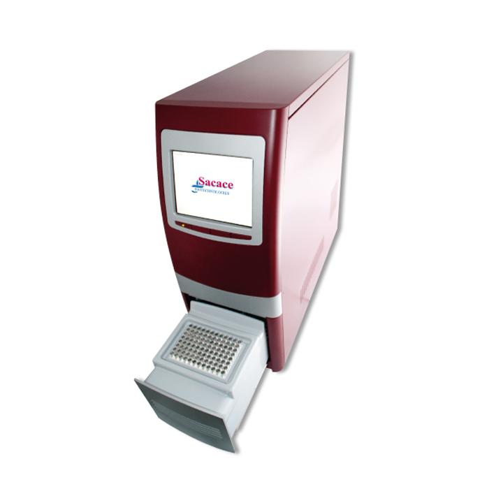 Aparat Real time PCR cu sistem inchis