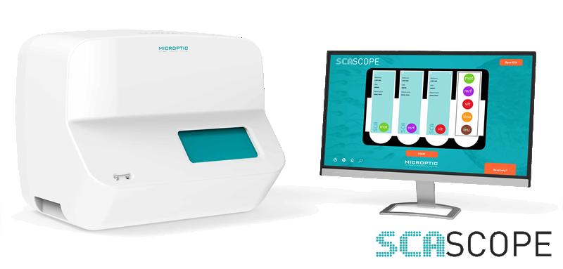 Sistem de analiza automata a lichidului seminal SCA SCOPE