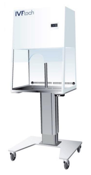 Hota cu flux laminar  IVFtech Light 0 , 6 m